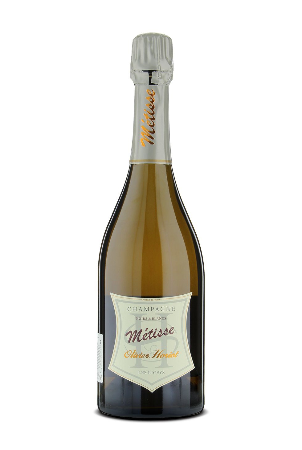 Olivier Horiot Metisse Extra Brut Noirs & Blancs Champagne AOC