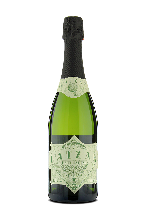 Moli Dels Capellans L'Atzar Brut Nature Reserva Cava DO