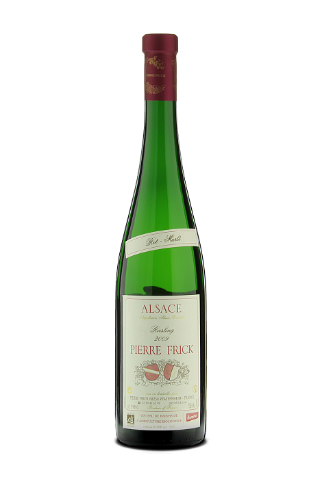 Pierre Frick Rot Murle Riesling Alsace AOC