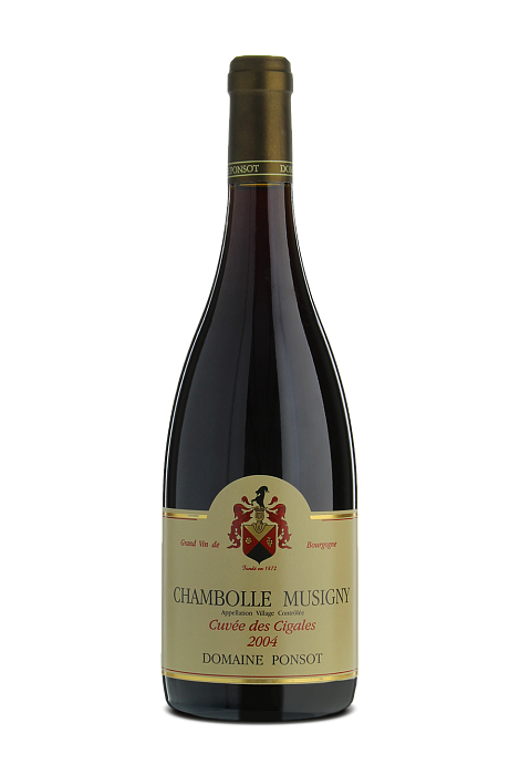 Domaine Ponsot Cuvée des Cigales Chambolle-Musigny AOC