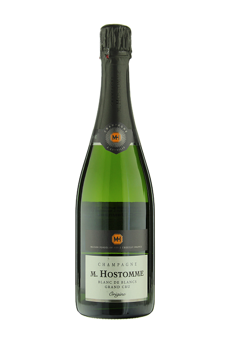 M. Hostomme Origine Blanc de Blancs Grand Cru Champagne