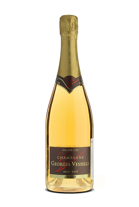 Georges Vesselle Brut Rose Grand Cru Champagne AOC